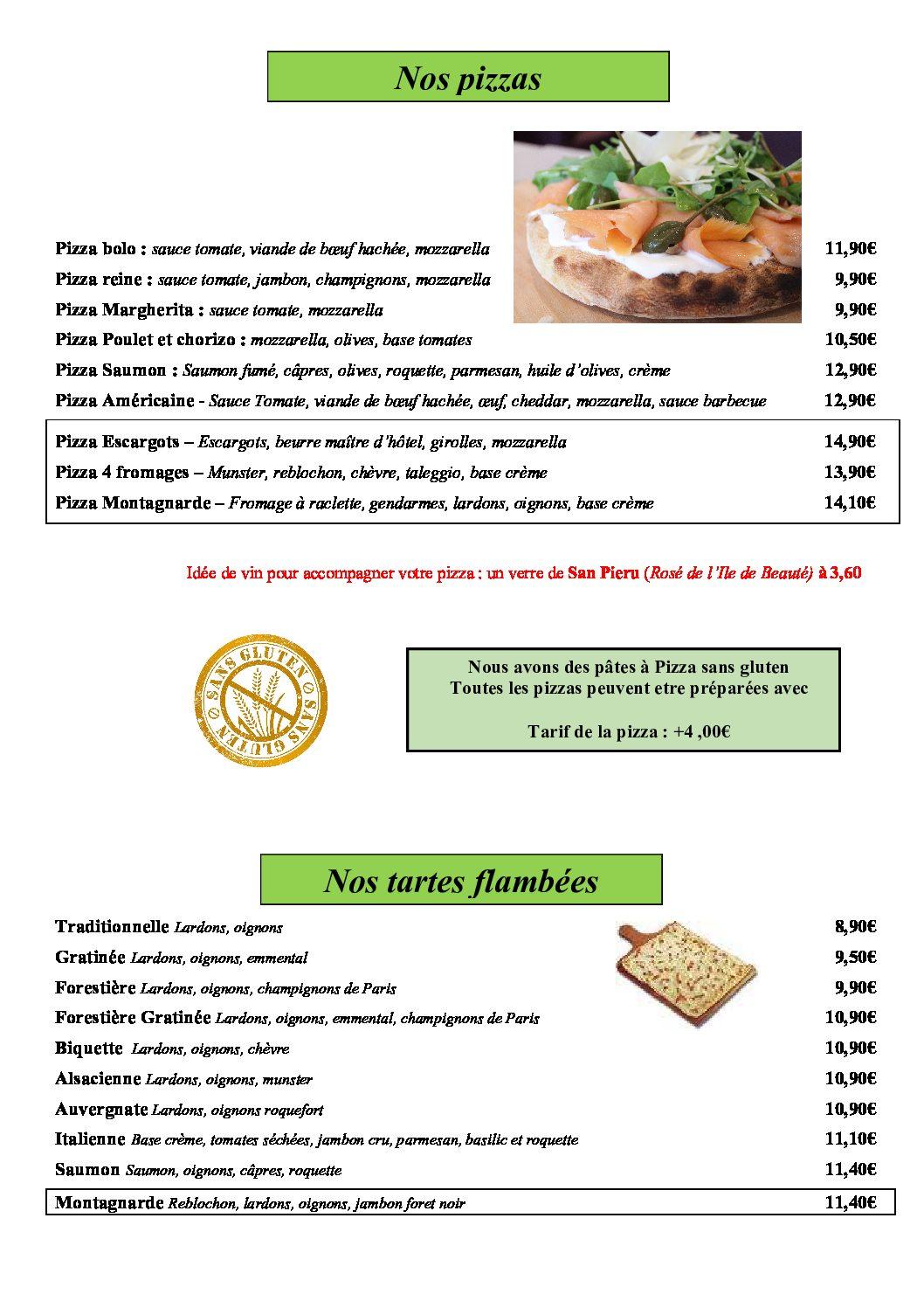 page 10 - pizzas et tf